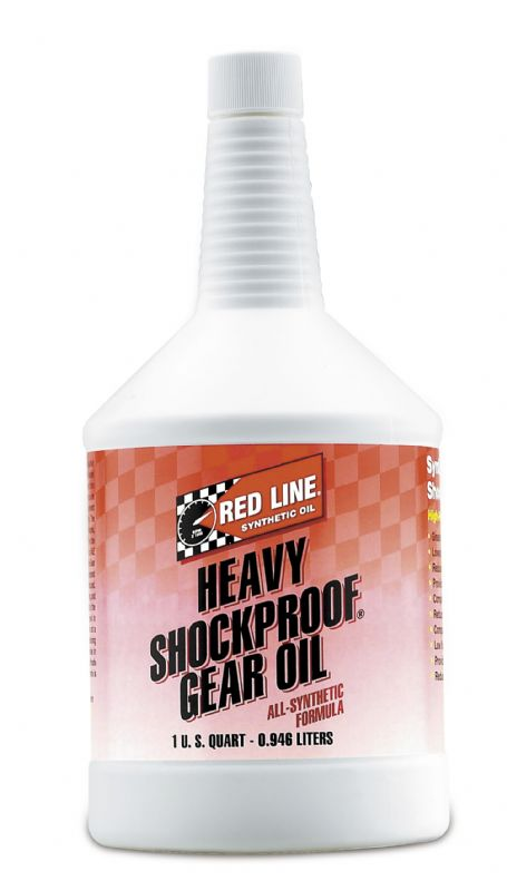 Redline Heavy Shockproof Gear Oil EP250